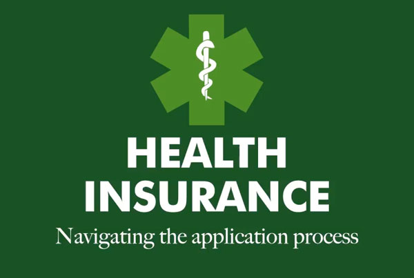 Assistance with your health exchange insurance application